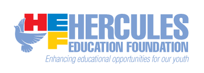 Hercules Education Foundation Retina Logo